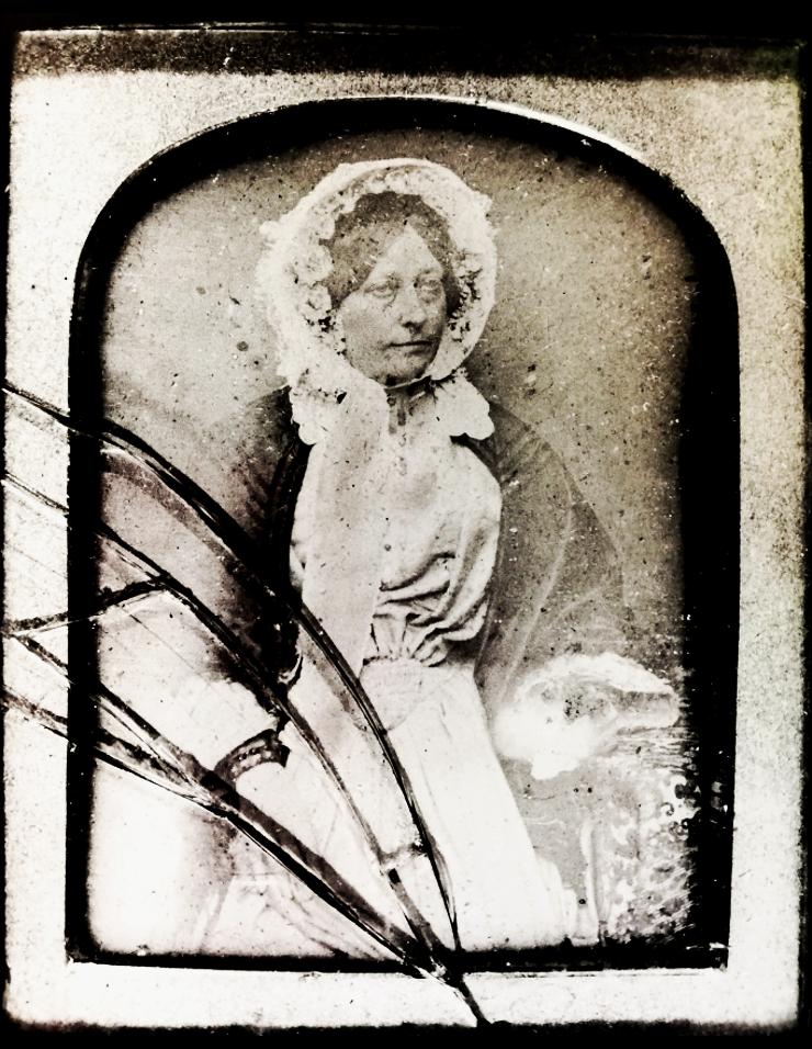 Lady Helena Maria Hamilton Bayly