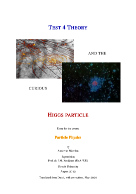 T4T and the curious Higgs particle