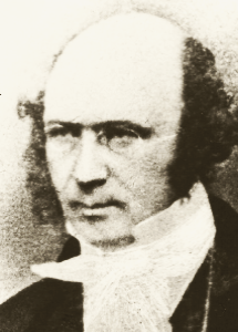 Sir William Rowan Hamilton ca 1846