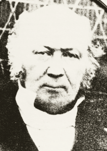Sir William Rowan Hamilton ca 1864